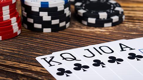 Domino QQ Poker Gambling